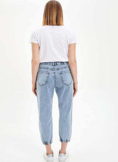 DeFacto Slim Fit Jean Pantolon Mavi